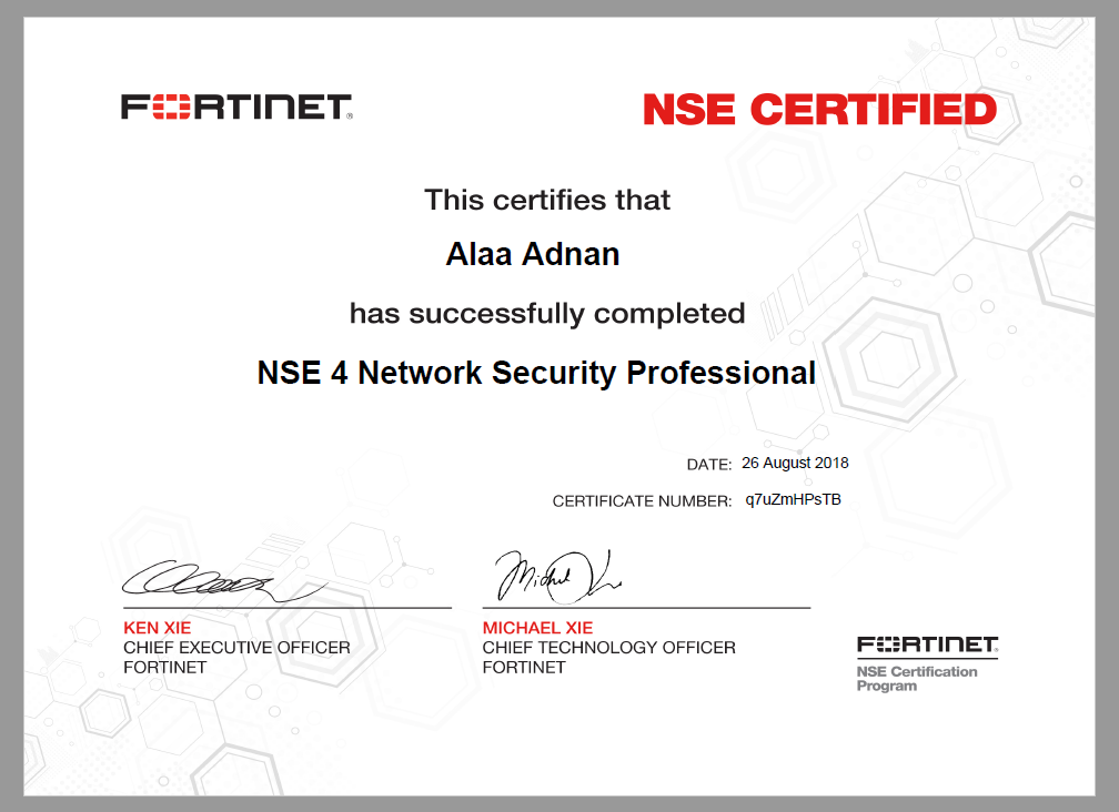 Zero One Become A Silver Partner With Fortinet Zero One