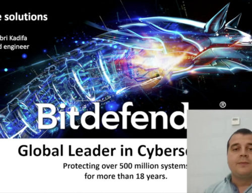 Bitdefender Introduction